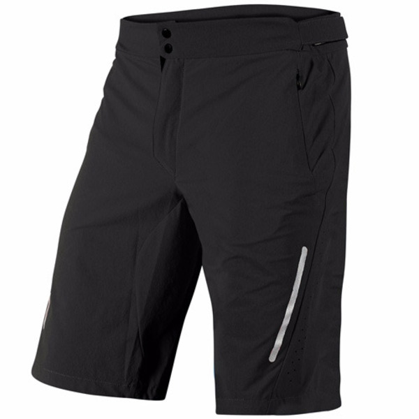 반바지 TERRATEC SHORTS Black